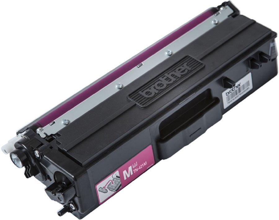 Картридж BROTHER TN421M, пурпурный