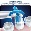 Набор электрических зубных щеток ORAL-B 2 шт Genius 8900 белый вид 14