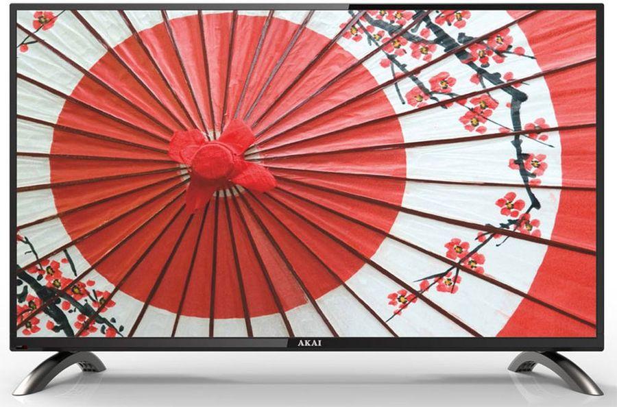 "LED телевизор AKAI LES-32X82WF  ""R"", 31.5"", HD READY (720p),  черный"