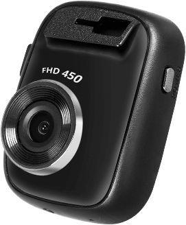 Видеорегистратор SHO-ME FHD-450 черный