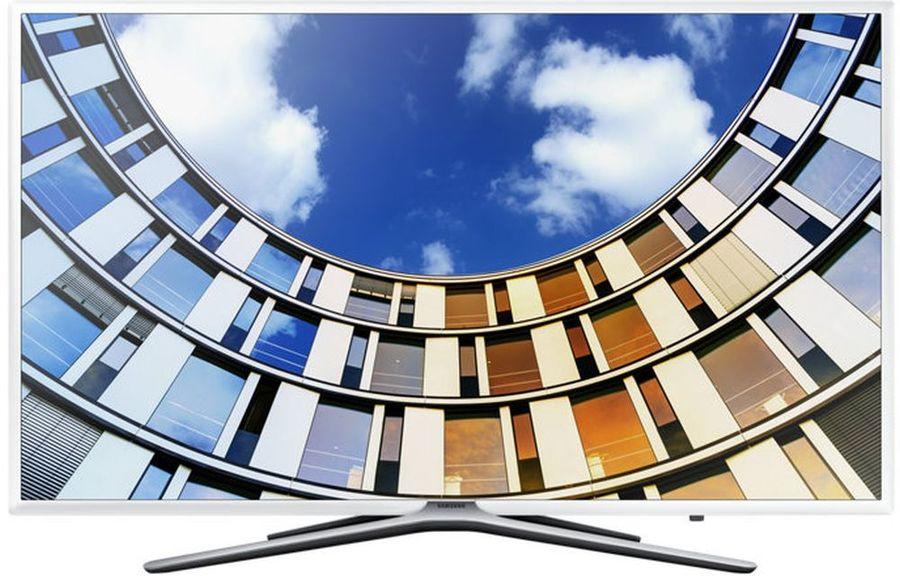 "LED телевизор SAMSUNG UE43M5513AUXRU  ""R"", 43"", FULL HD (1080p),  белый"
