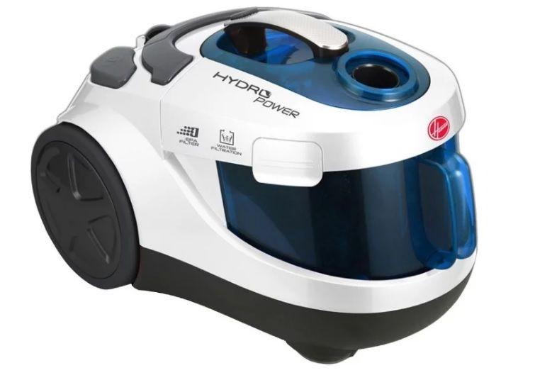 Пылесос HOOVER HYP1600 019, 1600Вт, голубой