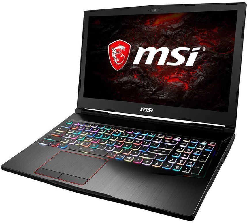 Ноутбук MSI GE63VR 7RF(Raider)-206XRU, 15.6, Intel Core i7 7700HQ 2.8ГГц, 16Гб, 1000Гб, 128Гб SSD, nVidia GeForce GTX 1070 - 8192 Мб, Free DOS, черный [9s7-16p112-206]Ноутбуки<br>экран: 15.6;  разрешение экрана: 1920х1080; процессор: Intel Core i7 7700HQ; частота: 2.8 ГГц (3.8 ГГц, в режиме Turbo); память: 16384 Мб, DDR4; HDD: 1000 Гб, 7200 об/мин; SSD: 128 Гб; nVidia GeForce GTX 1070 - 8192 Мб; WiFi;  Bluetooth; HDMI; WEB-камера; Free DOS<br>