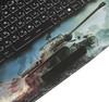 """Ноутбук MSI GP62M 7REX(WOT Edition)-2091RU, 15.6"""", Intel  Core i7  7700HQ 2.8ГГц, 8Гб, 1000Гб, nVidia GeForce  GTX 1050 Ti - 4096 Мб, Windows 10, 9S7-16J9E2-2091,  черный вид 10"""