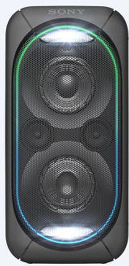 Музыкальный центр SONY GTK-XB60,  черный [gtkxb60b.ru1]