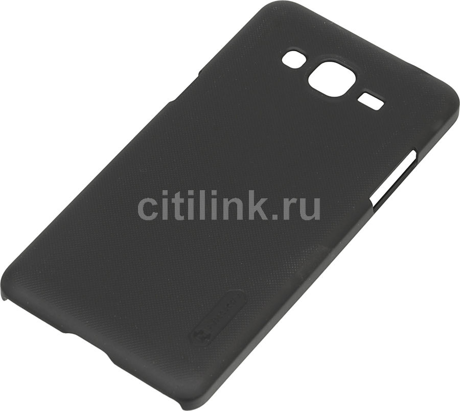 Чехол (клип-кейс) Nillkin Super Frosted Shield, для Samsung Galaxy J2 Prime, черный nillkin super frosted shield чехол для samsung galaxy mega 6 3 black