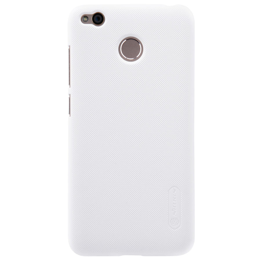 Чехол (клип-кейс) Nillkin Super Frosted Shield, для Xiaomi Redmi 4X, белый