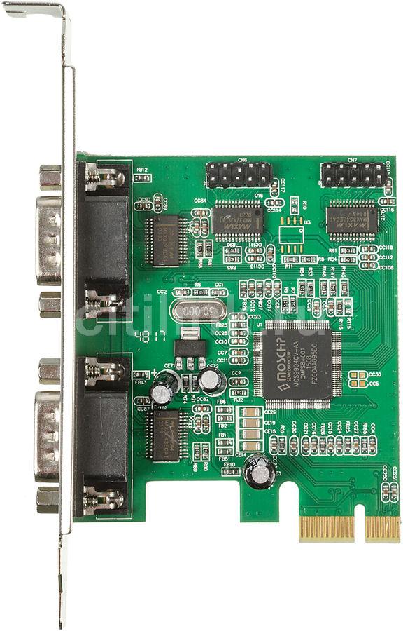 Контроллер PCI-E MS9904 4xCOM Ret