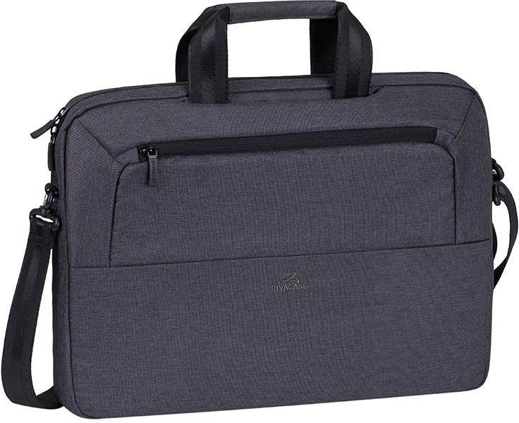 """Сумка для ноутбука 15.6"""" RIVA 7730, черный"""