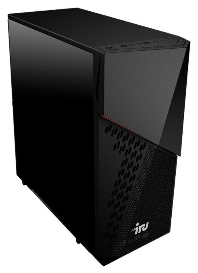 Компьютер  IRU Premium 717,  Intel  Core i7  7700,  DDR4 16Гб, 1000Гб,  240Гб(SSD),  NVIDIA GeForce GTX 1070 - 8192 Мб,  Windows 10 Home,  черный [1002169]