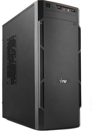 Компьютер  IRU Home 315,  Intel  Core i5  7400,  DDR4 8Гб, 1000Гб,  NVIDIA GeForce GTX 1070 - 8192 Мб,  noOS,  черный [1002296]