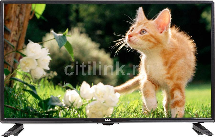 "LED телевизор BBK 32LEM-1045/T2C  ""R"", 32"", HD READY (720p),  черный"