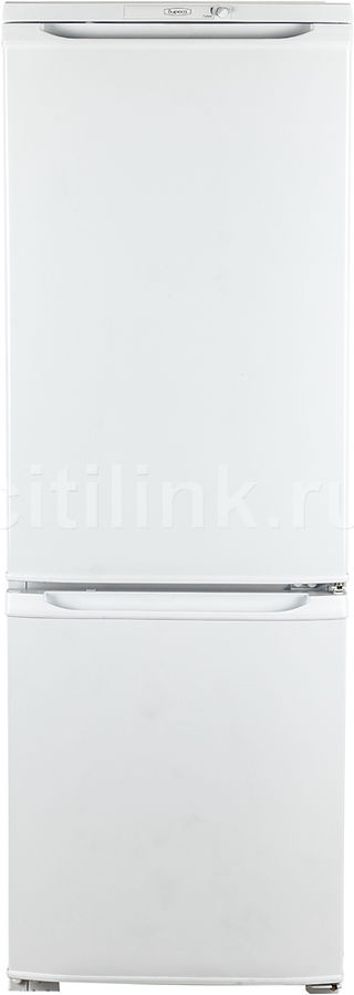 Холодильник БИРЮСА Б-118,  двухкамерный, белый