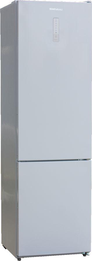 Холодильник SHIVAKI BMR-2001DNFW,  двухкамерный,  белый