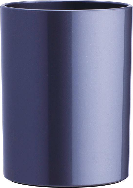 Подставка Deli E907 для пишущих принадлежностей 80х80х105мм пластик