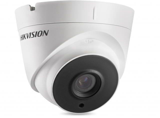 Камера видеонаблюдения HIKVISION DS-2CE56D8T-IT1E,  1080p,  3.6 мм,  белый