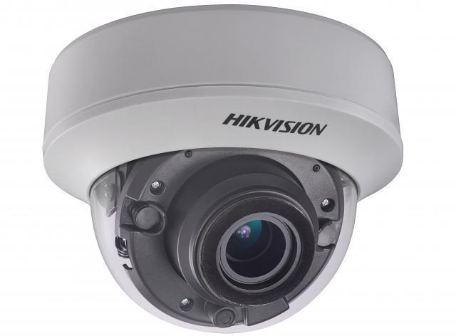 Камера видеонаблюдения HIKVISION DS-2CE56H5T-ITZ,  2.8 - 12 мм,  белый