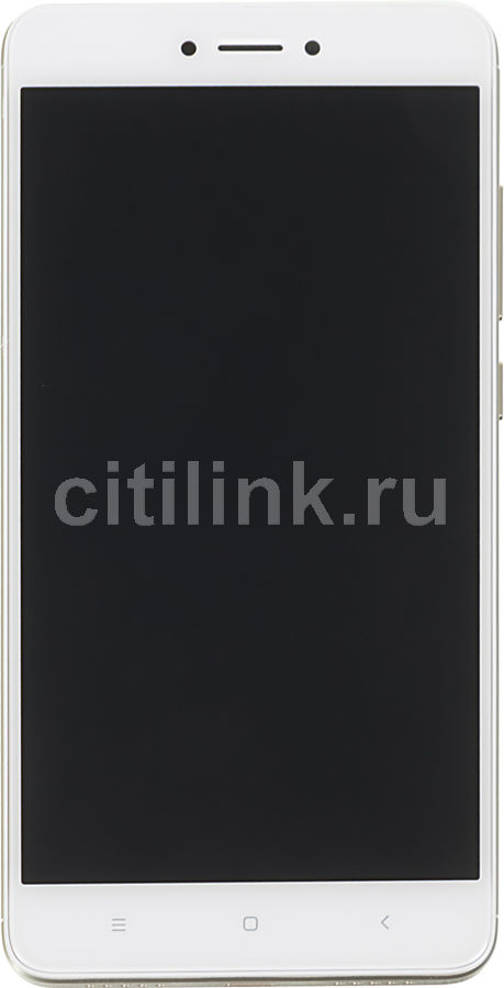 Смартфон XIAOMI Redmi Note 4X 32Gb, золотистый