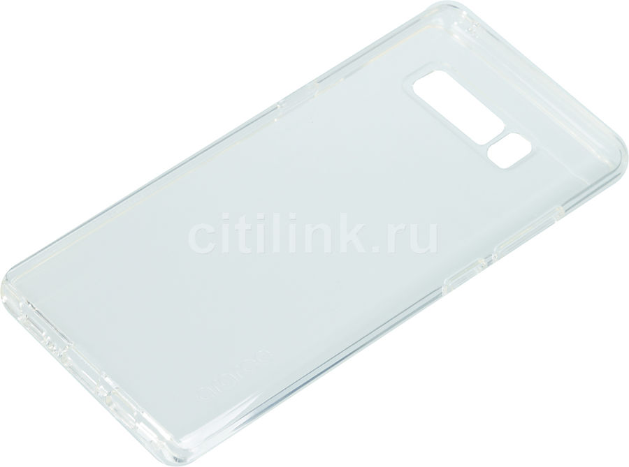 Чехол (клип-кейс) SAMSUNG araree Airfit, для Samsung Galaxy Note 8, прозрачный [gp-n950kdcpaaa] protective silicone back case w stand for samsung galaxy note 3 translucent grey white