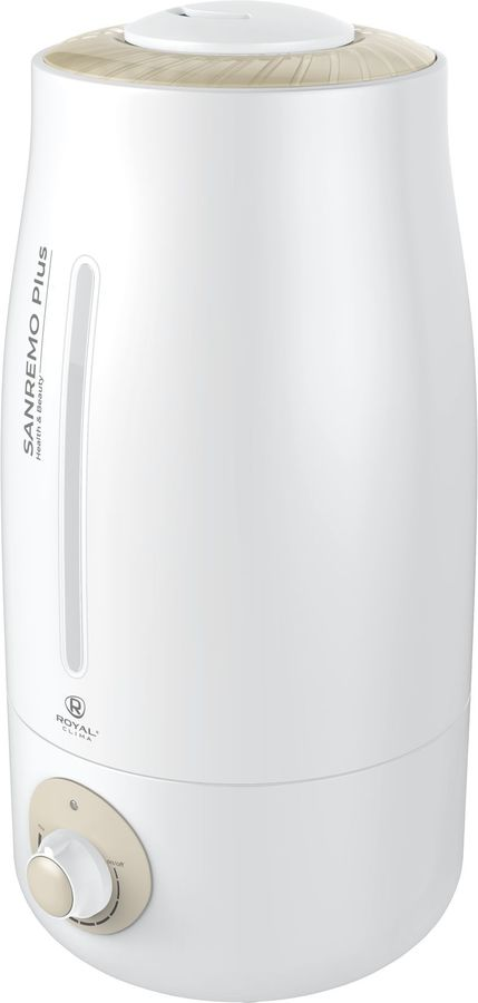 Увлажнитель воздуха ROYAL CLIMA RUH-SP400/3.0M-G,  белый  / бежевый