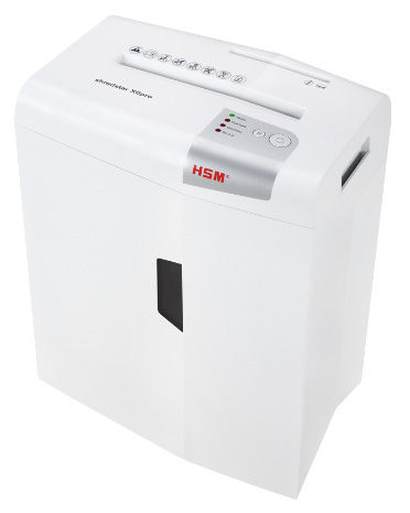 Уничтожитель бумаг HSM ShredStar X6,  уровень 4,  P-5,  3х10 мм [1046111]