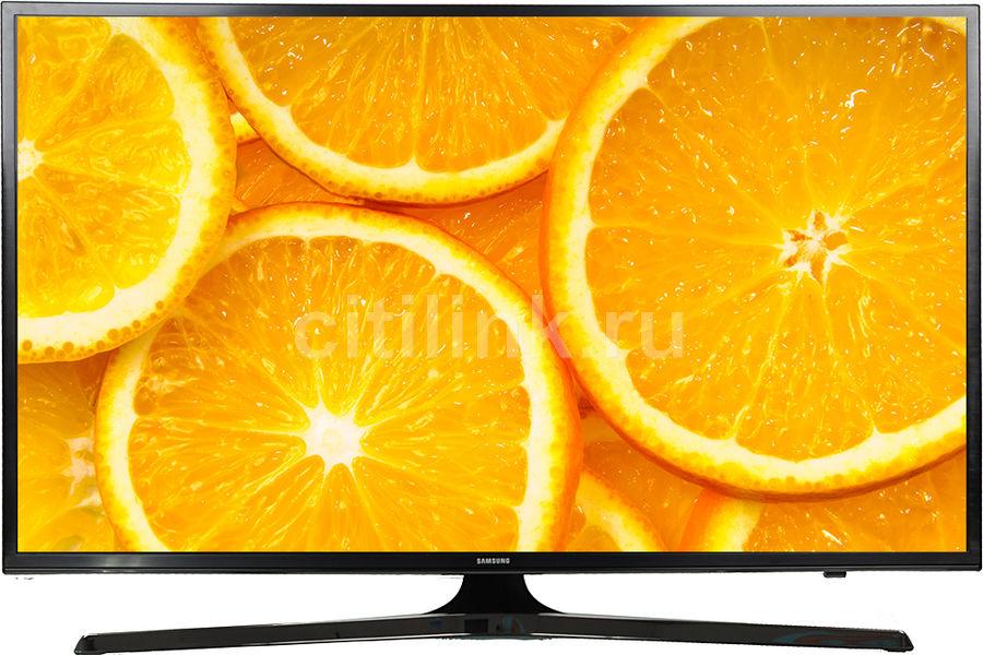 "LED телевизор SAMSUNG UE40MU6103UXRU  ""R"", 40"", Ultra HD 4K (2160p),  черный"