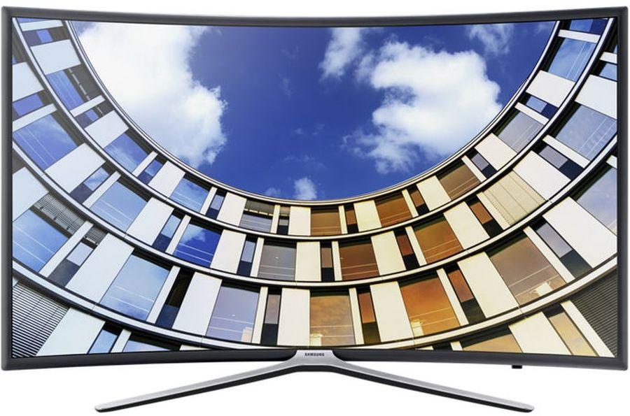 LED телевизор SAMSUNG UE49M6503AUXRU «R», титан. Доставка по России