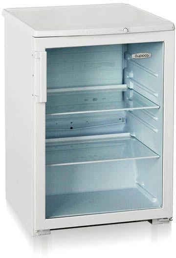 Холодильная витрина БИРЮСА Б-152,  однокамерный, белый