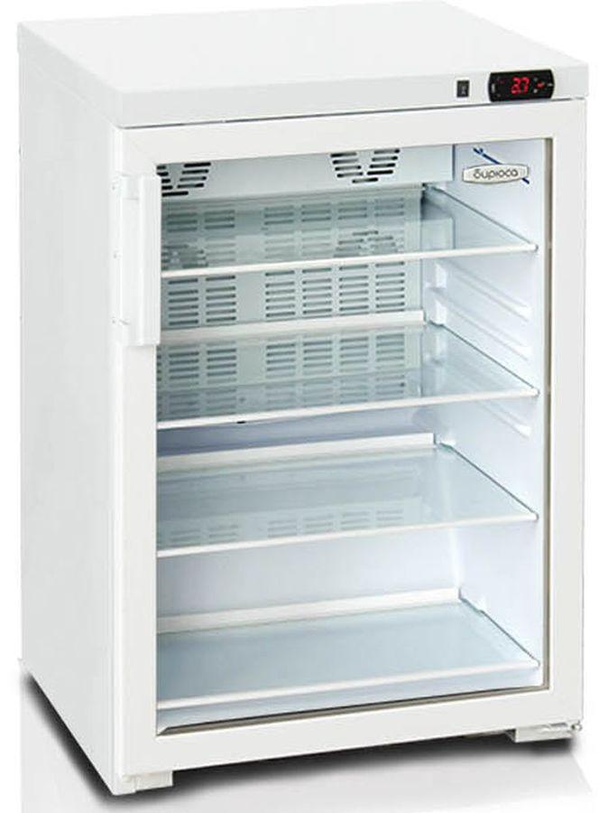 Холодильная витрина БИРЮСА Б-154DN (C),  однокамерный, белый