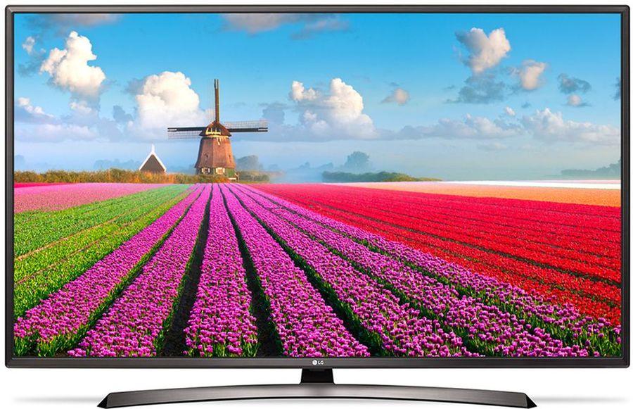 """LED телевизор LG 43LJ622V  """"R"""", 43"""", FULL HD (1080p),  коричневый"""