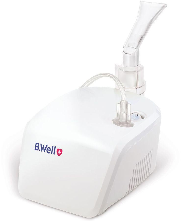 Ингалятор компрессорный B.WELL PRO-110 белый