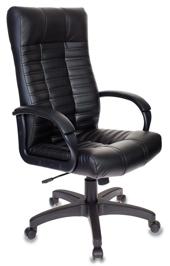 Купить Кресло руководителя БЮРОКРАТ KB-10, черный в интернет-магазине СИТИЛИНК, цена на Кресло руководителя БЮРОКРАТ KB-10, черный (1004341) - Москва