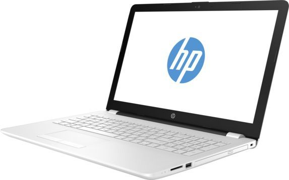Ноутбук HP 15-bs624ur, 15.6, Intel Core i3 6006U 2.0ГГц, 8Гб, 1000Гб, Intel HD Graphics 520, DVD-RW, Free DOS, белый [2yl14ea]Ноутбуки<br>экран: 15.6;  разрешение экрана: 1920х1080; тип матрицы: SVA; процессор: Intel Core i3 6006U; частота: 2.0 ГГц; память: 8192 Мб, DDR4; HDD: 1000 Гб, 5400 об/мин; Intel HD Graphics 520; DVD-RW; WiFi;  Bluetooth; HDMI; WEB-камера; Free DOS<br>