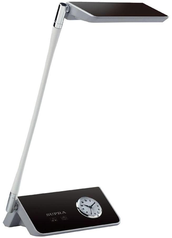 Светильник настольный SUPRA SL-TL324 на подставке,  5Вт,  черный [9484]