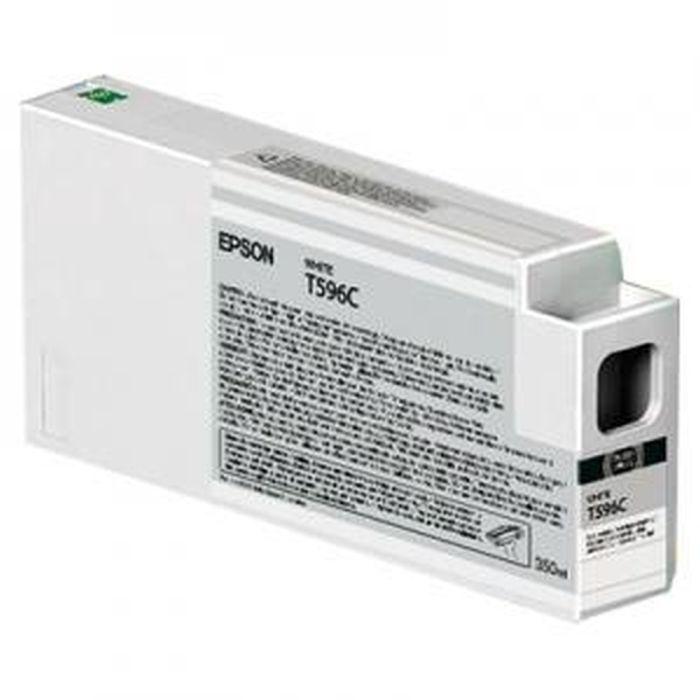 Картридж EPSON T596C белый [c13t596c00]