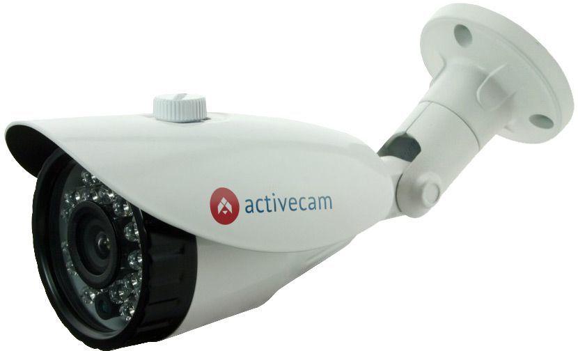 Видеокамера IP ACTIVECAM AC-D2111IR3,  3.6 мм,  белый