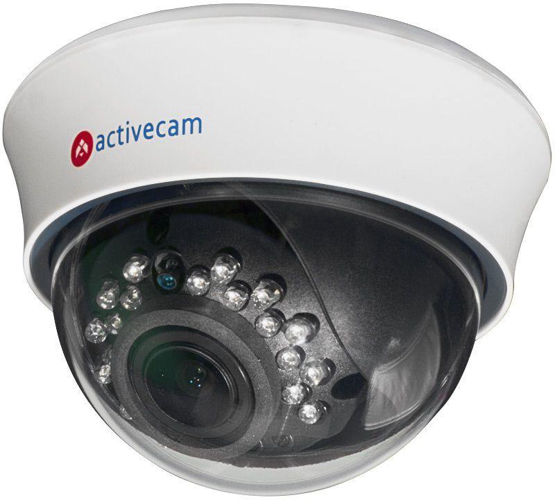 Видеокамера IP ACTIVECAM AC-D3113IR2,  2.8 - 12 мм,  белый
