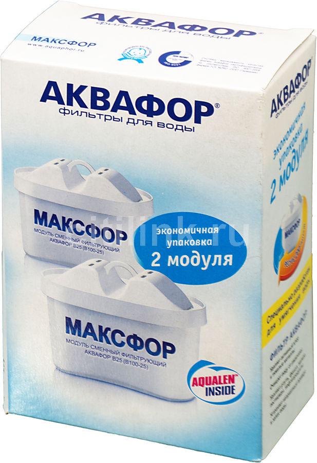 Картридж АКВАФОР B25 (Максфор),  2шт
