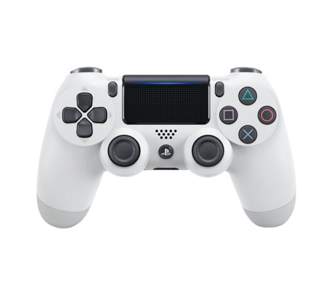 Беспроводной контроллер SONY Dualshock 4 V2 (CUH-ZCT2E), для PlayStation 4, белый [ps719894759] cdycam 2017 hd 720p wifi ip camera night vision security camera p2p onvif camera wireless indoor surveillance baby monitor