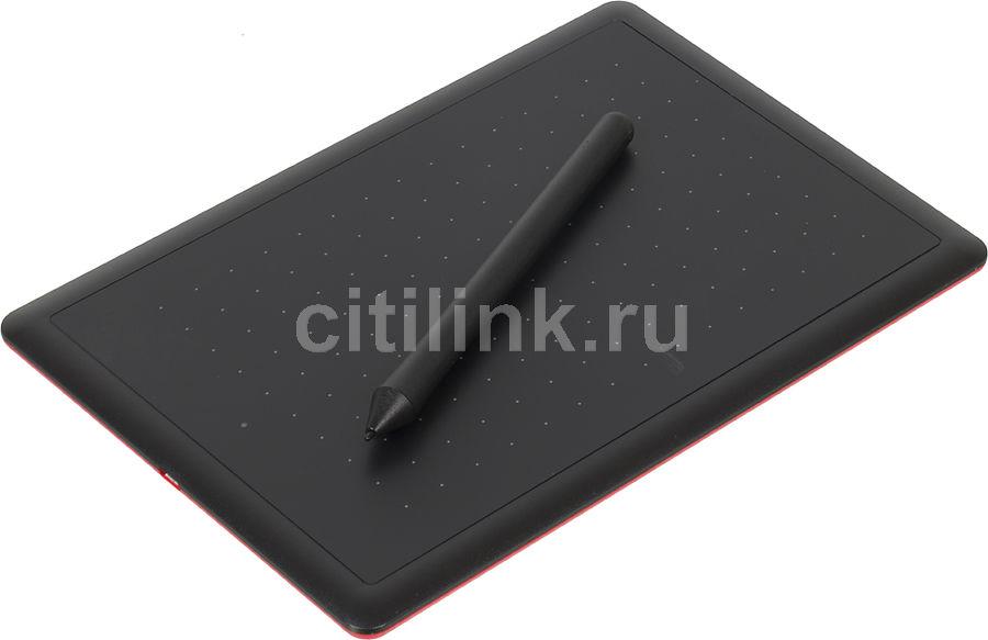 Графический планшет WACOM One CTL-472 черный