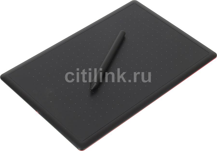 Графический планшет WACOM One CTL-672 А5 черный [ctl-672-n]