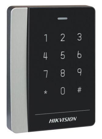 Считыватель карт Hikvision DS-K1102EK уличный
