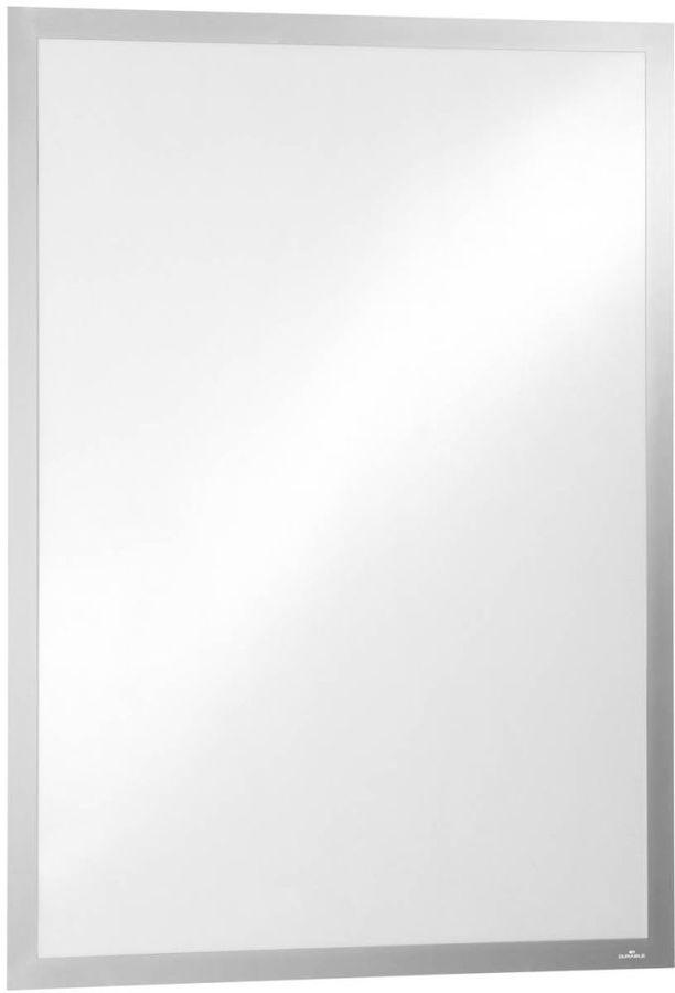 Магнитная рамка DURABLE DURAFRAME Poster,  настенная,  прямоугольная,  A2,  465х639 мм,  серебристый [4995-23]