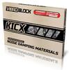 Мастичная виброизоляция Kicx Vibroblock Standart (компл.:23шт) 540x370x2.1мм вид 5