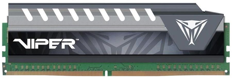 Модуль памяти PATRIOT Viper Elite PVE48G240C6GY DDR4 -  8Гб 2400, DIMM,  Ret