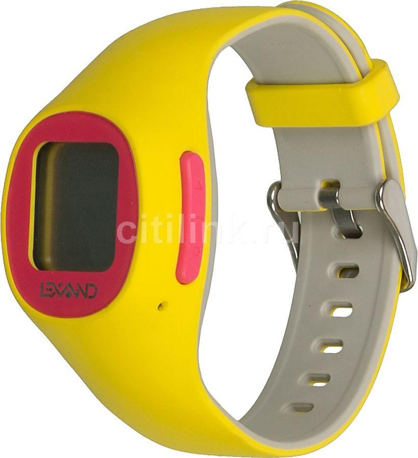 """Смарт-часы LEXAND Kids Radar,  0.9"""",  желтый / желтый"""