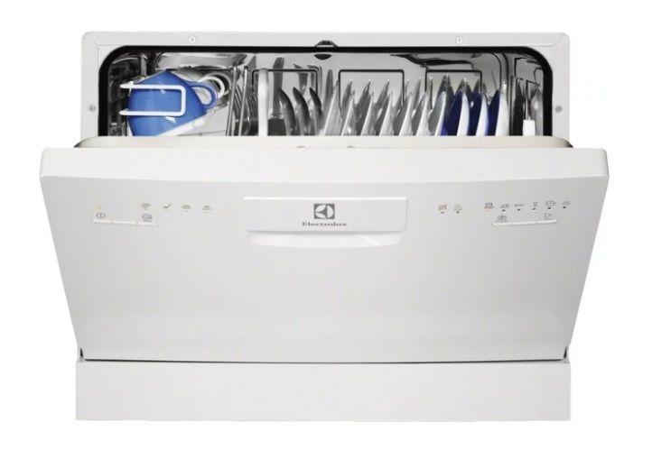 Посудомоечная машина ELECTROLUX ESF2200DW,  компактная, белая