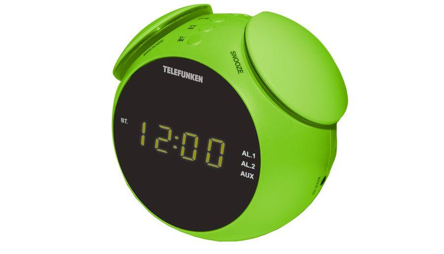 Радиоприемник TELEFUNKEN TF-1570,  зеленый