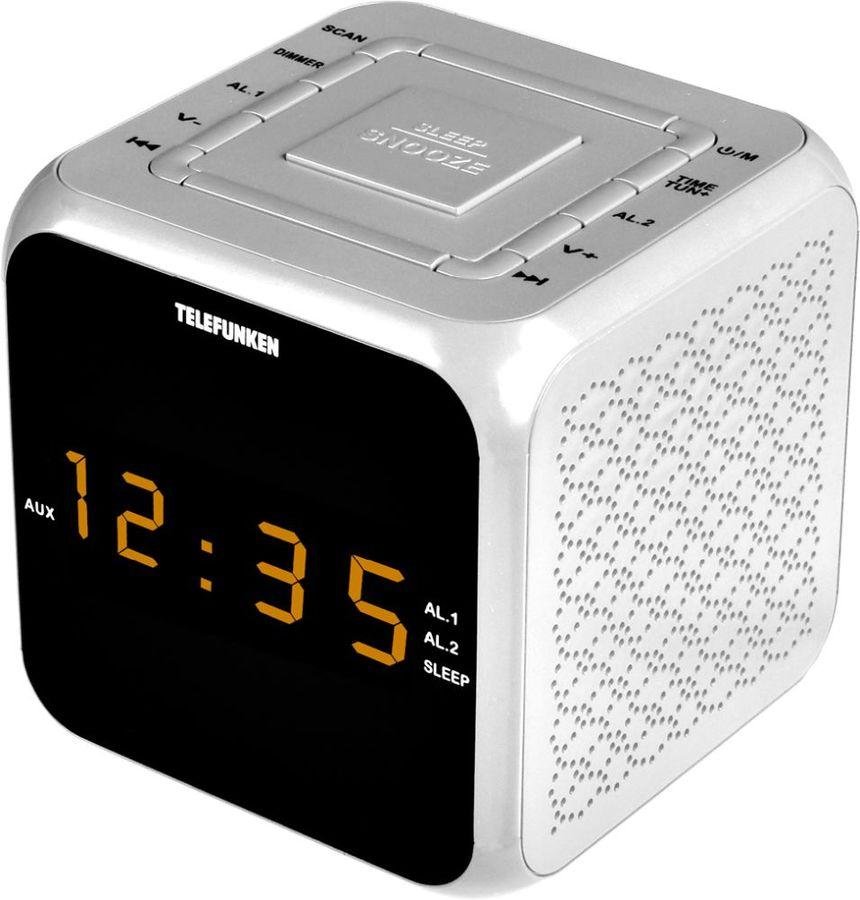 Радиоприемник TELEFUNKEN TF-1571,  белый
