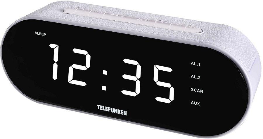 Радиоприемник TELEFUNKEN TF-1573,  белый